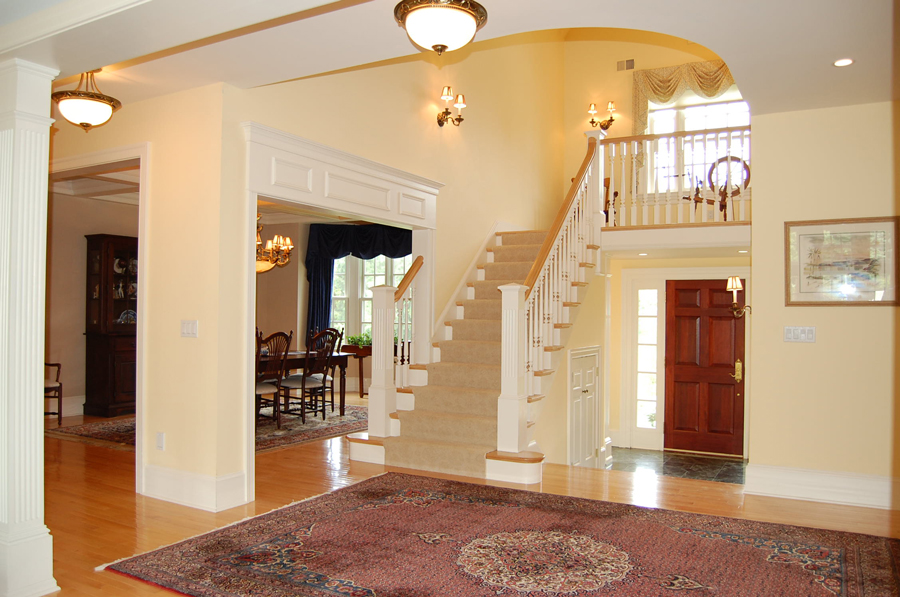 2 Elegant Entrance Foyer
