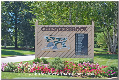 Chesterbrook Wayne Pa Tredyffrin Township Chester County Pa