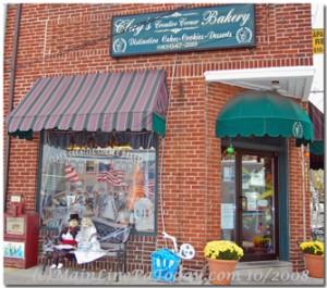 Clays Creative Bakery Berwyn Pa