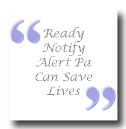 Ready Notify Alert Pa