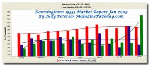 Downingtown Homes Real Estate Market Report 2009