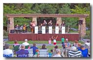 Wilson Farm Park Concert Shire Pavilion
