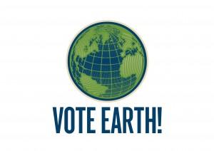 Vote Earth!