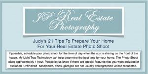 Judy Peterson Real Estate Photographer